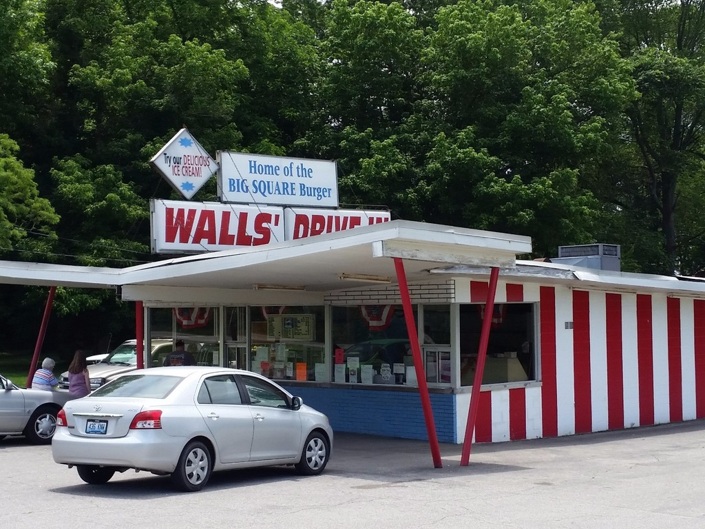 Wall's Drive-In
