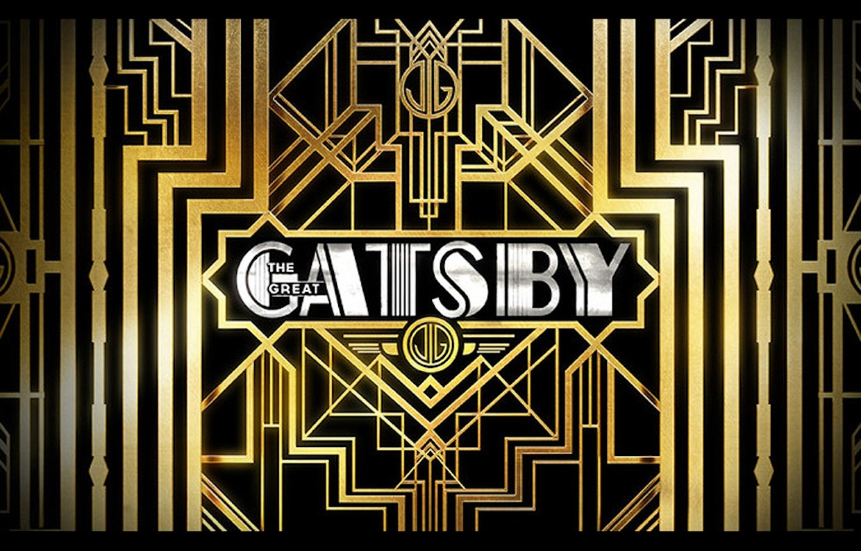 Copy Of The Great Gatsby Motif Infographics