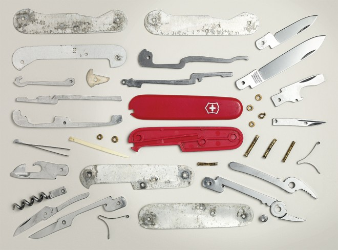 Swiss Army pen Knife product analysis