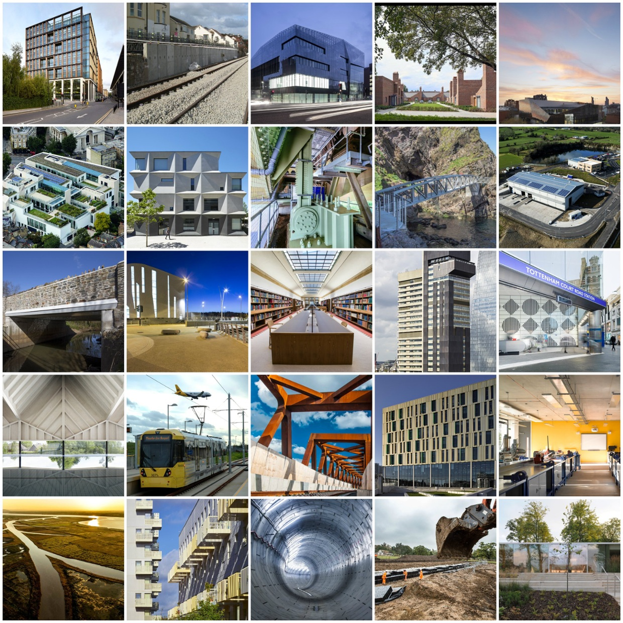 Prime Minister's Better Public Building Award Shortlist 2015