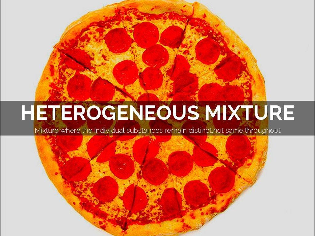 Heterogeneous Mixture - ThingLink