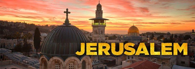 The Old City Of Jerusalem Audio Walking Tour App