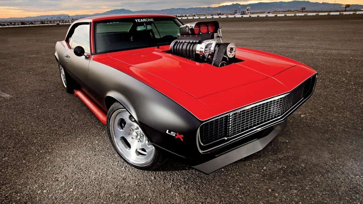Supercharger Car The Works By Dragging Air