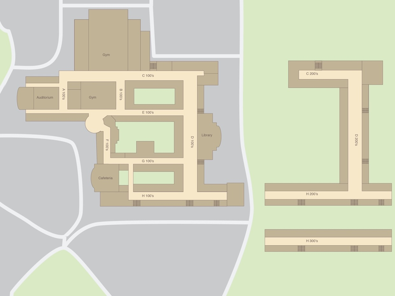 Interactive Map of Public Art, Algonquin Regional HighSchool