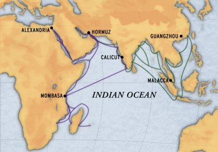 Indian Ocean Trade Ap World History 96143 | DFILES