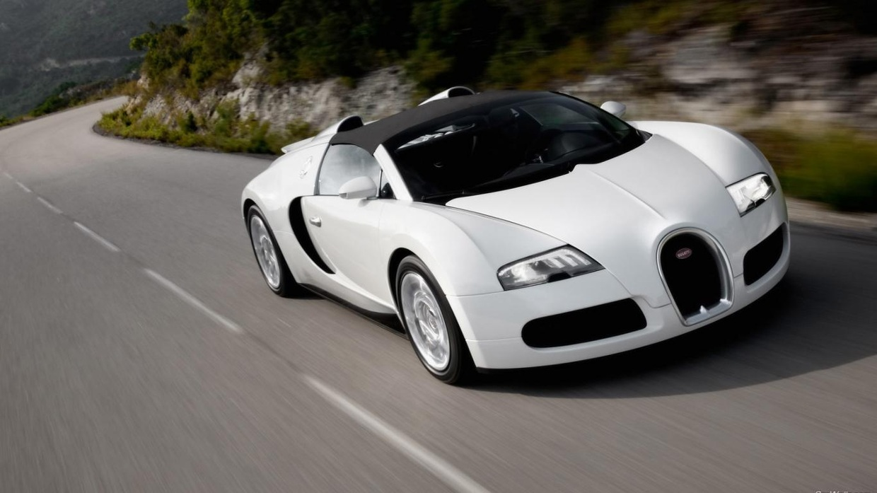 The Bugatti Symbol This Is A V12 Engine This Is A Conve