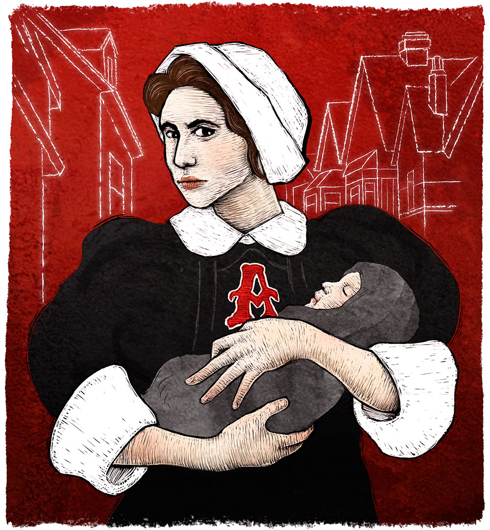 Hawthorne S Use Of Language In The Scarlet Letter