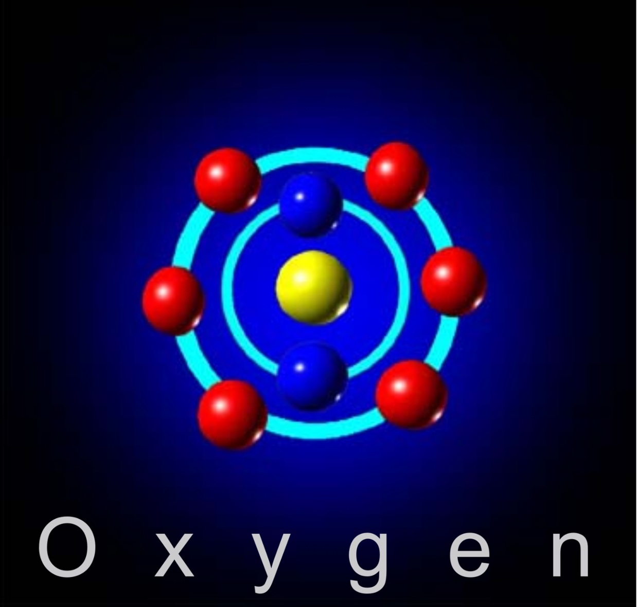 Oxygen Is A Chemical Element With Symbol O And Atomic Num