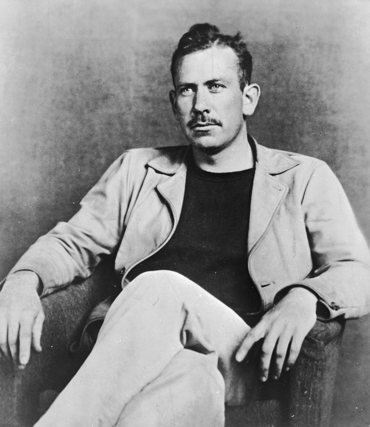 explore the ways that john steinbeck Explore the ways steinbeck has presented crooks in of mice and explore the ways in which john steinbeck presents.
