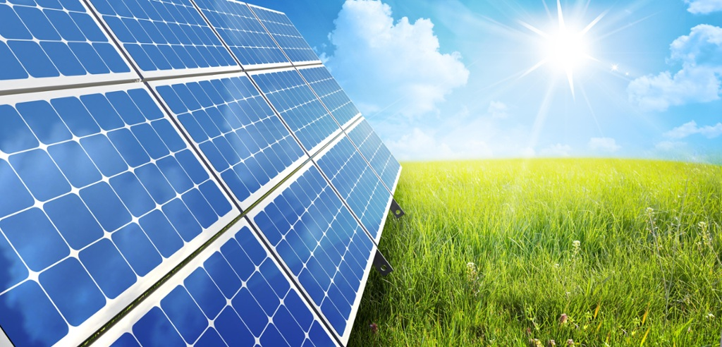Solar Energy Is The Radiant Light And Heat From The Sun