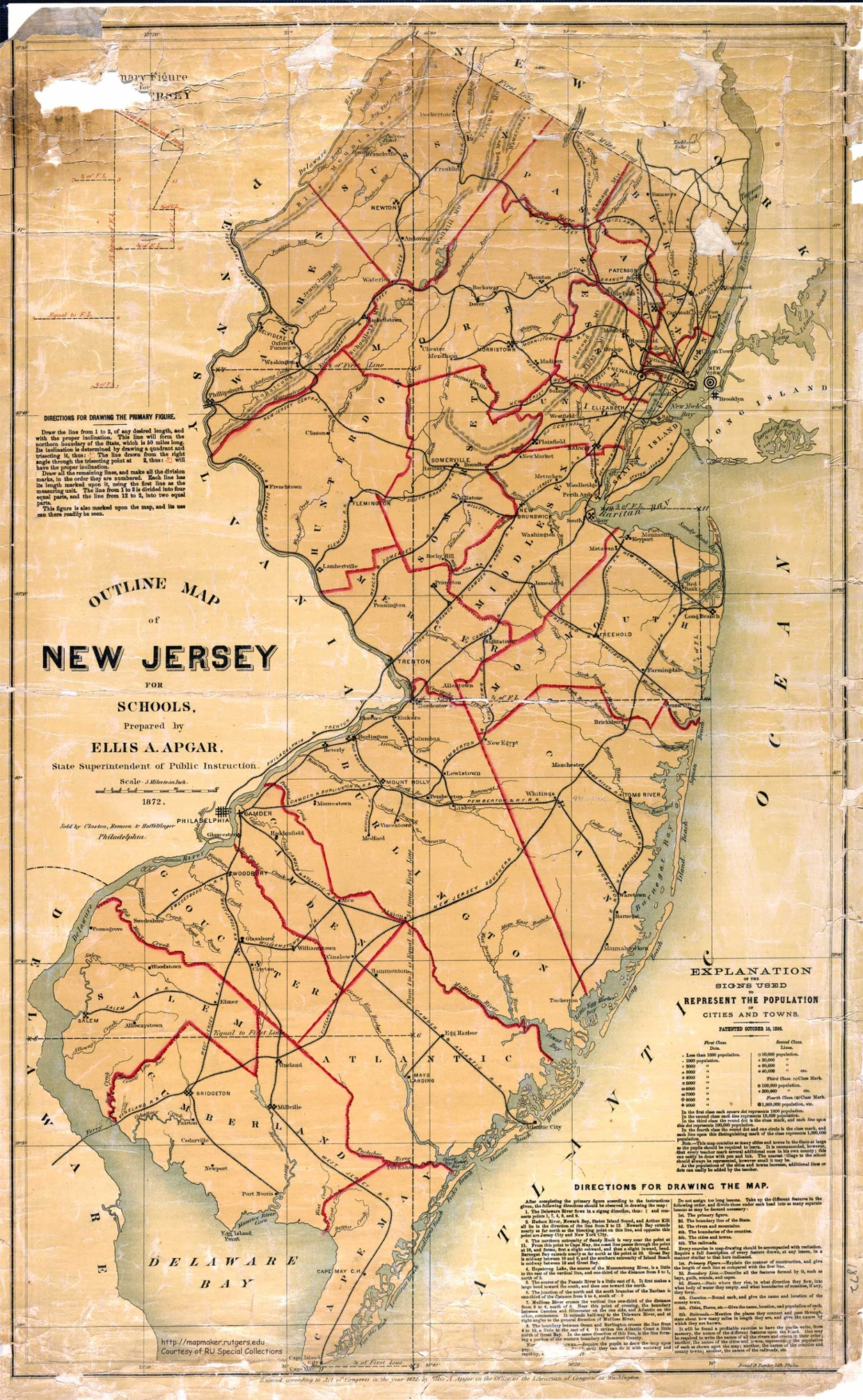 New Jersey Colony Thinglink