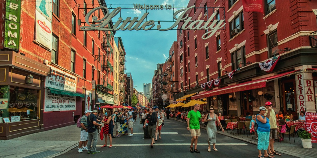 Little Italy Nyc Thinglink