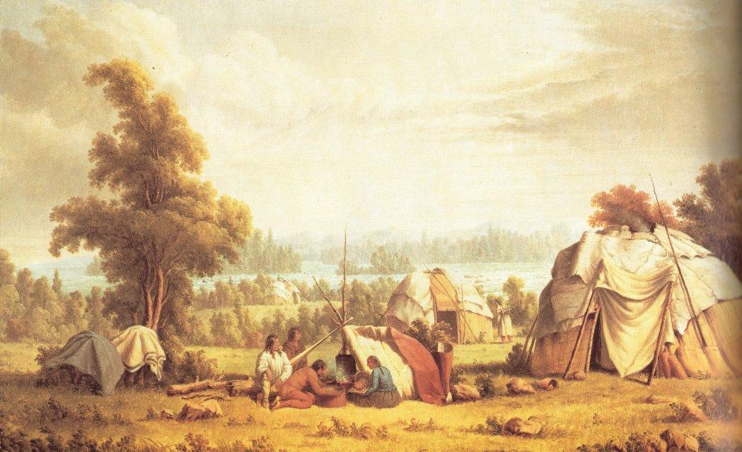 The Ojibwe Tribe