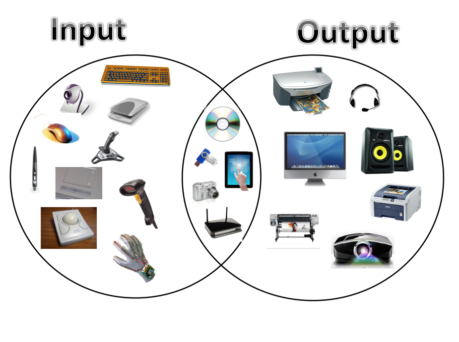 Inputs And  Letters