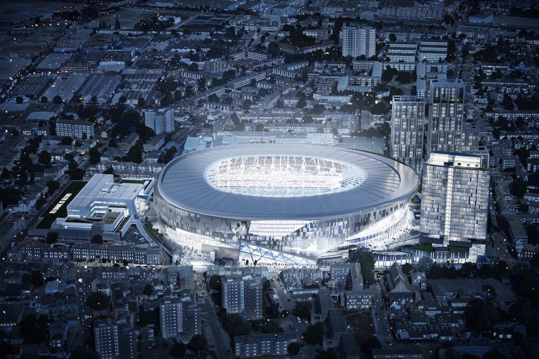 Discover Tottenham Hotspur's new stadium