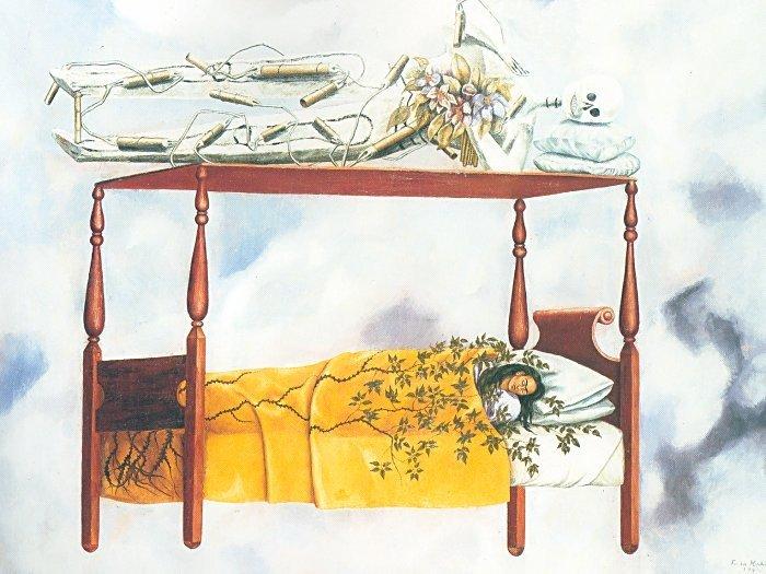 Pettinature Frida Kahlo