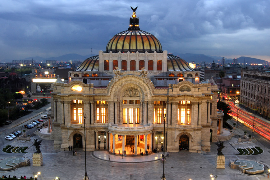 5 Themes of Geography: Mexico City, Mexico