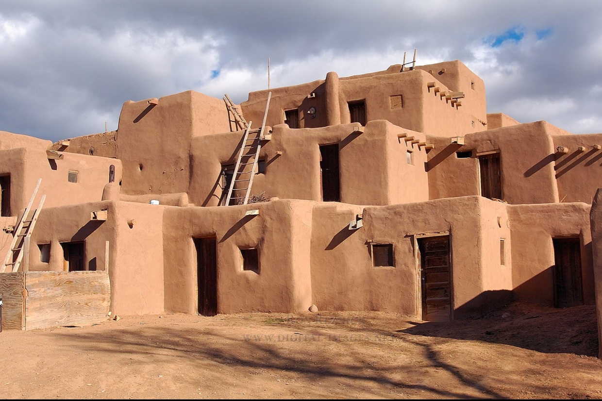 Pueblo Indians Thinglink