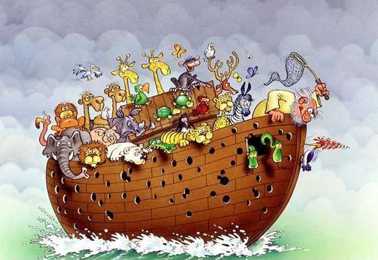 Нојеви проблеми