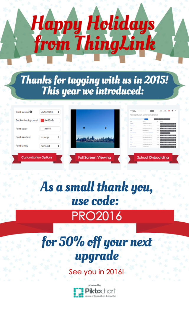How to Create Interactive Infographics With Piktochart and
