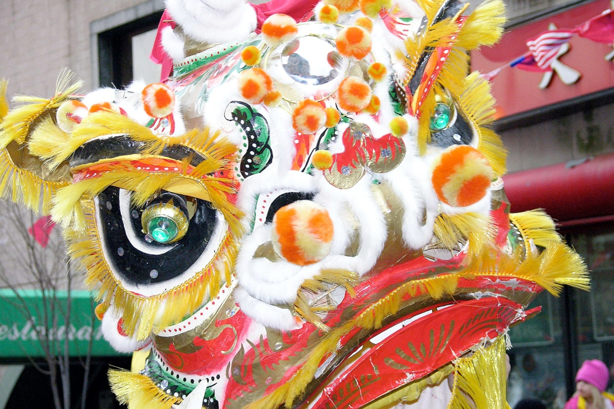 Dragon dance, Traditional parade events, Chinese dragons,...