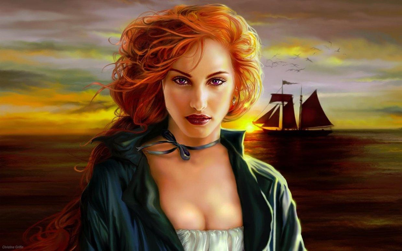 Anne Bonny By Abigail Swinson