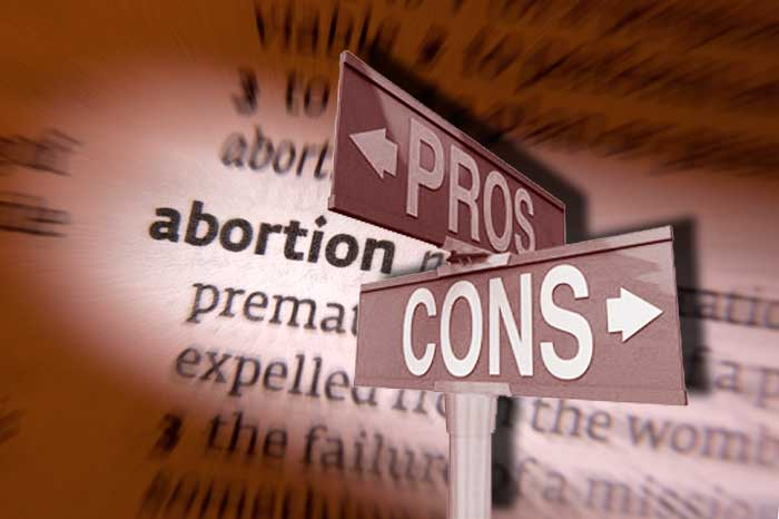 abortion pros left side solutions middle and cons right  abortion pros left side solutions middle and cons right