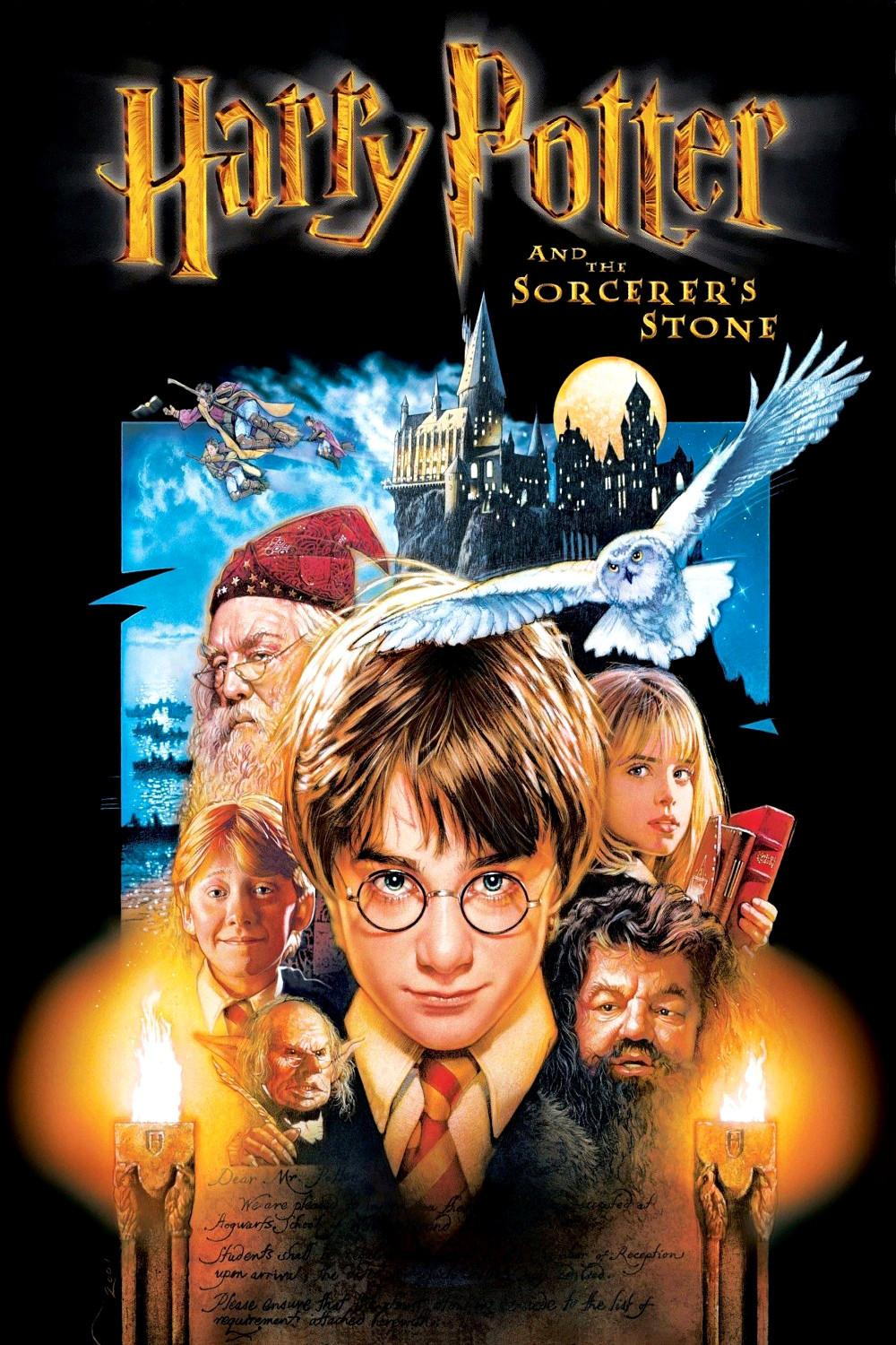 Harry Potter Sorcerers Stone Book Report