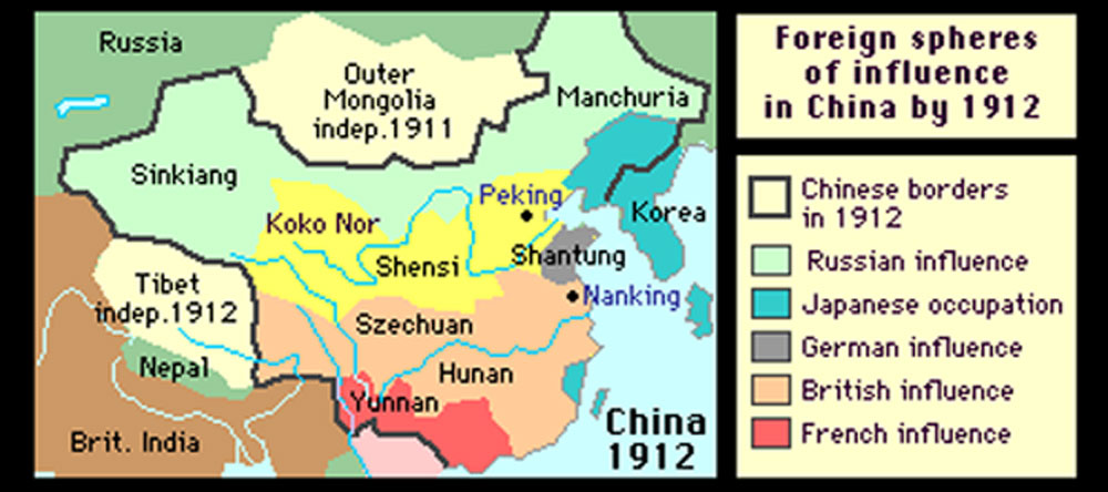 mongol influences in china and russia World history unit 2 byzantine empire, russia, mongol empire & islam include the influence of the mongols on russia, china and the west.
