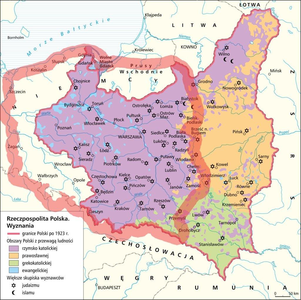 Wielokulturowa Mapa Polski
