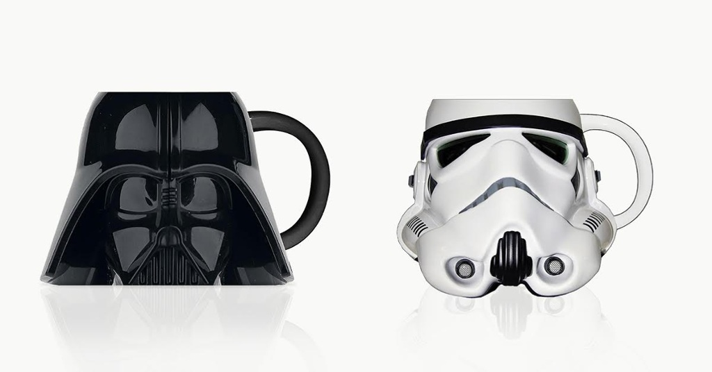 Star Wars Novelty Mugs