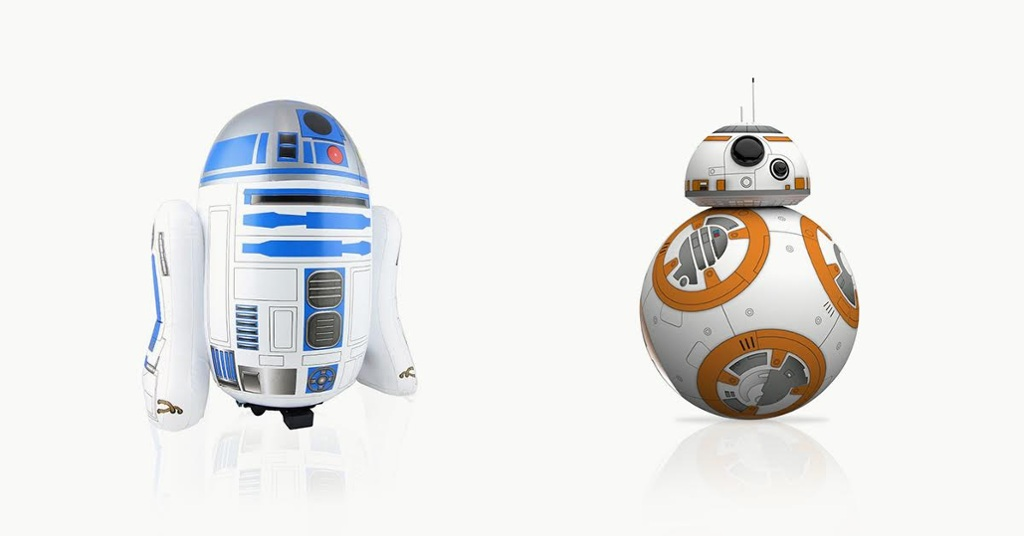 Star Wars Droid Toys