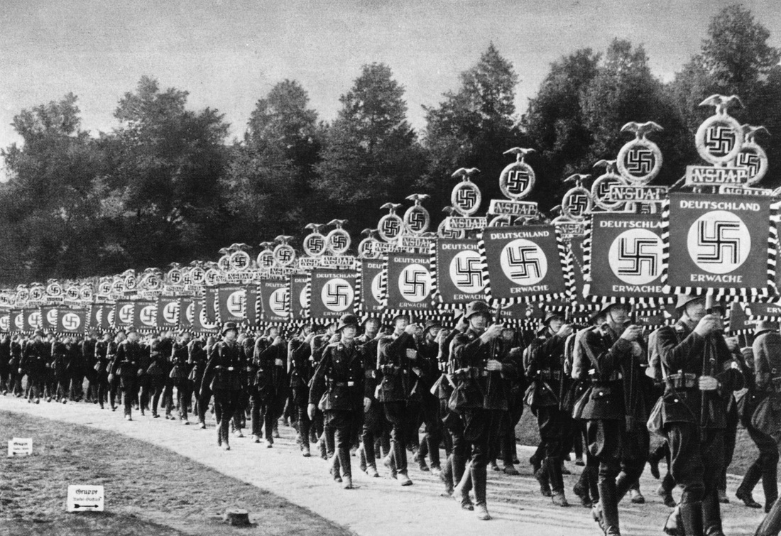 Adolf Hitler Led The Invasion Of Poland In WWII. , -Abst
