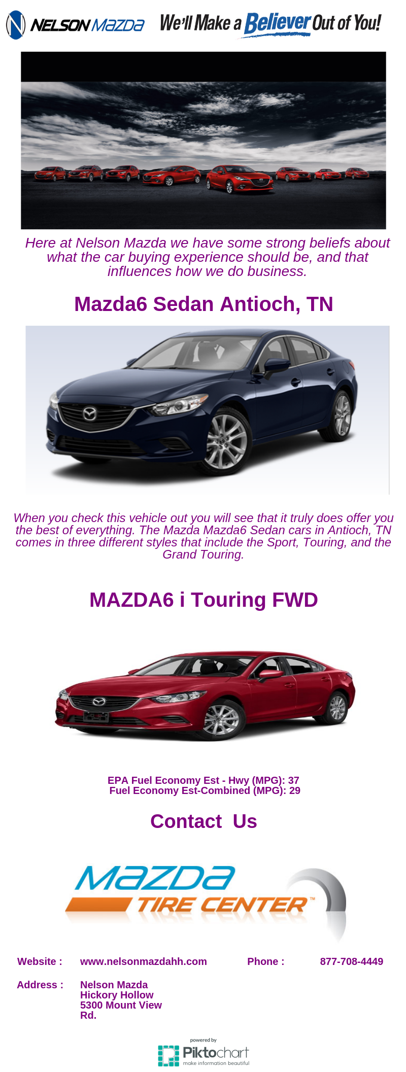 Mazda Dealer In Antioch Tn Nelson Mazda Thinglink