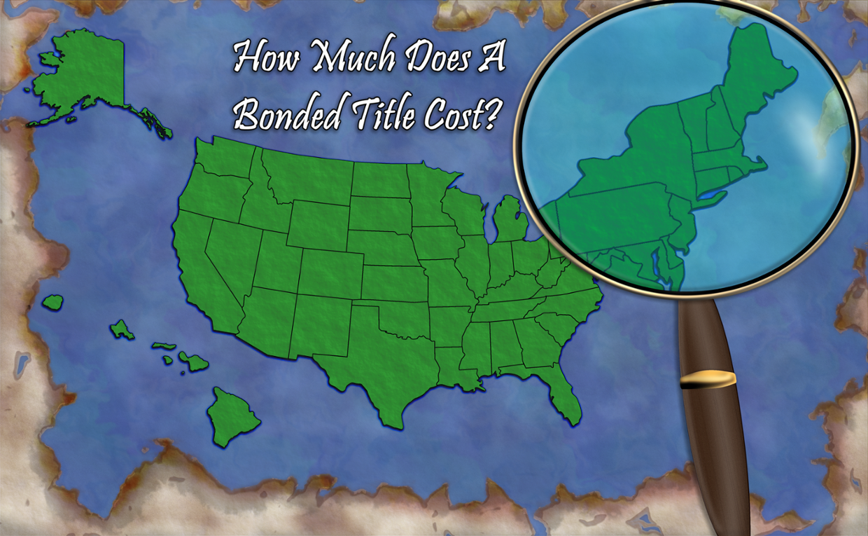 How Much Does A Bonded Title Cost?