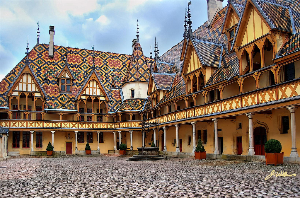 Hospice de beaune thinglink - Visiter hospices de beaune ...