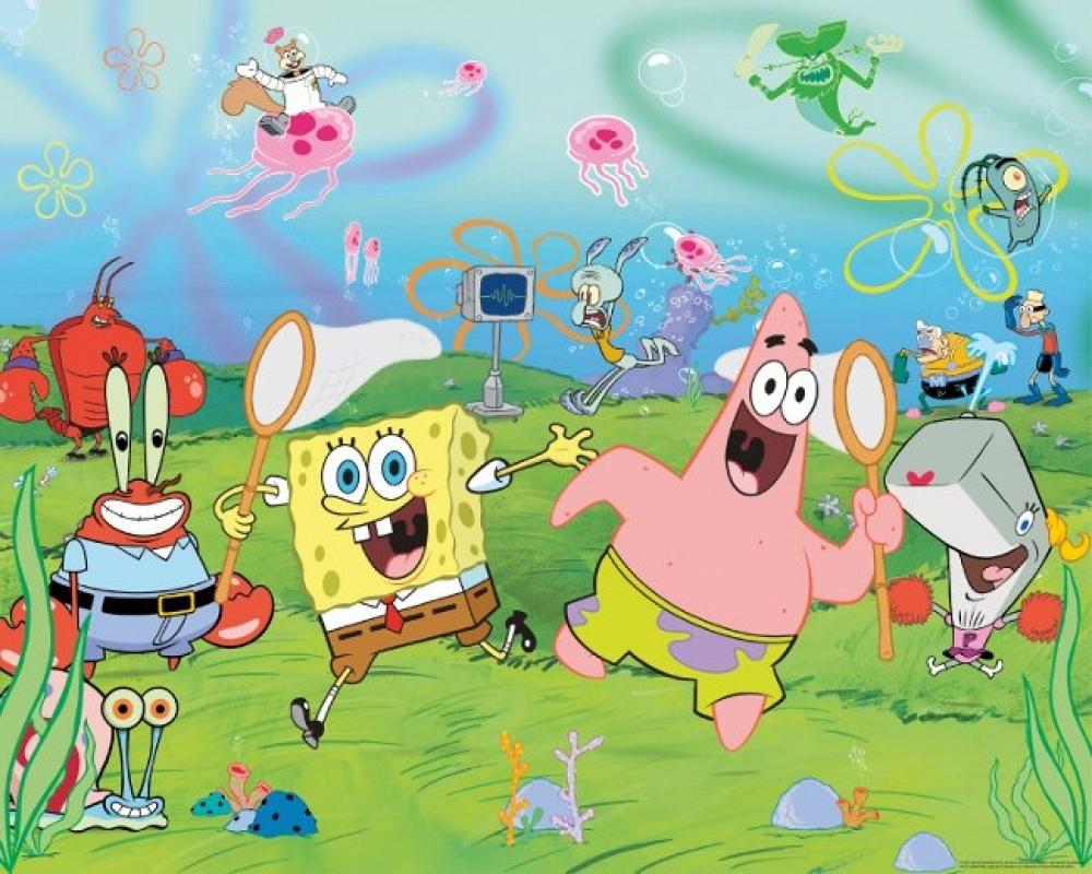 spongebob and squidward compare and contrast thinglink