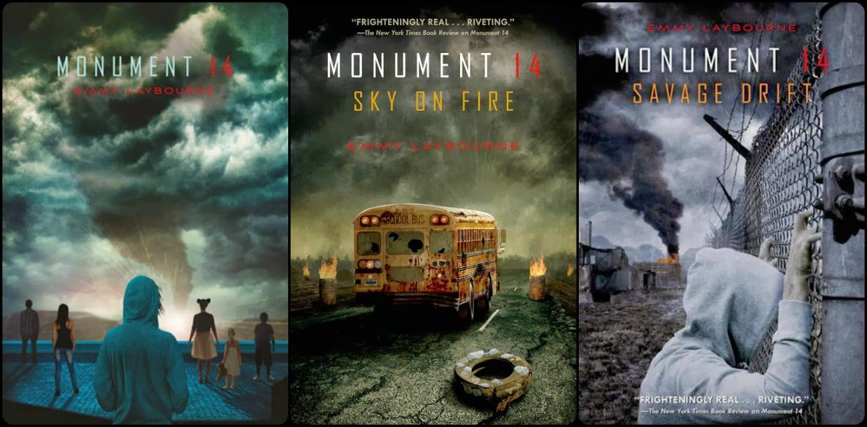 The author website, Buy book, Book recommendation: Monume