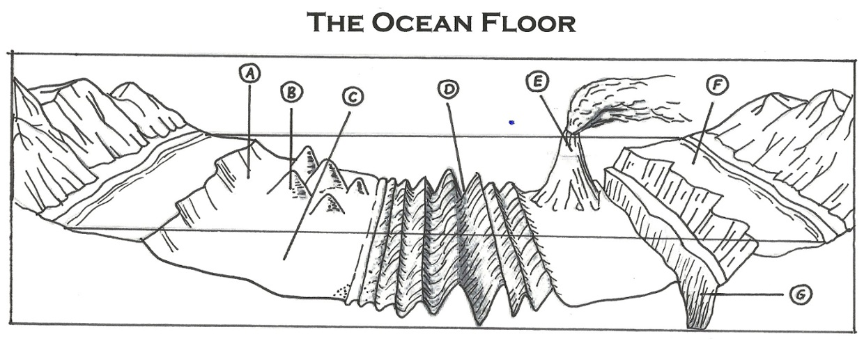 The Ocean Floor ThingLink – Ocean Floor Diagram Worksheet
