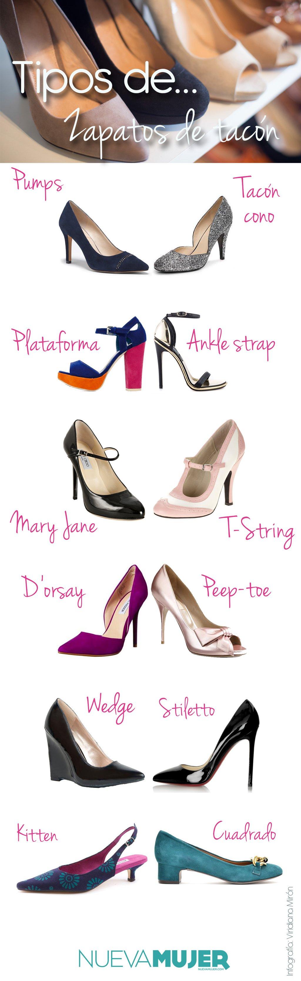 f056d701f Tipos de zapatos