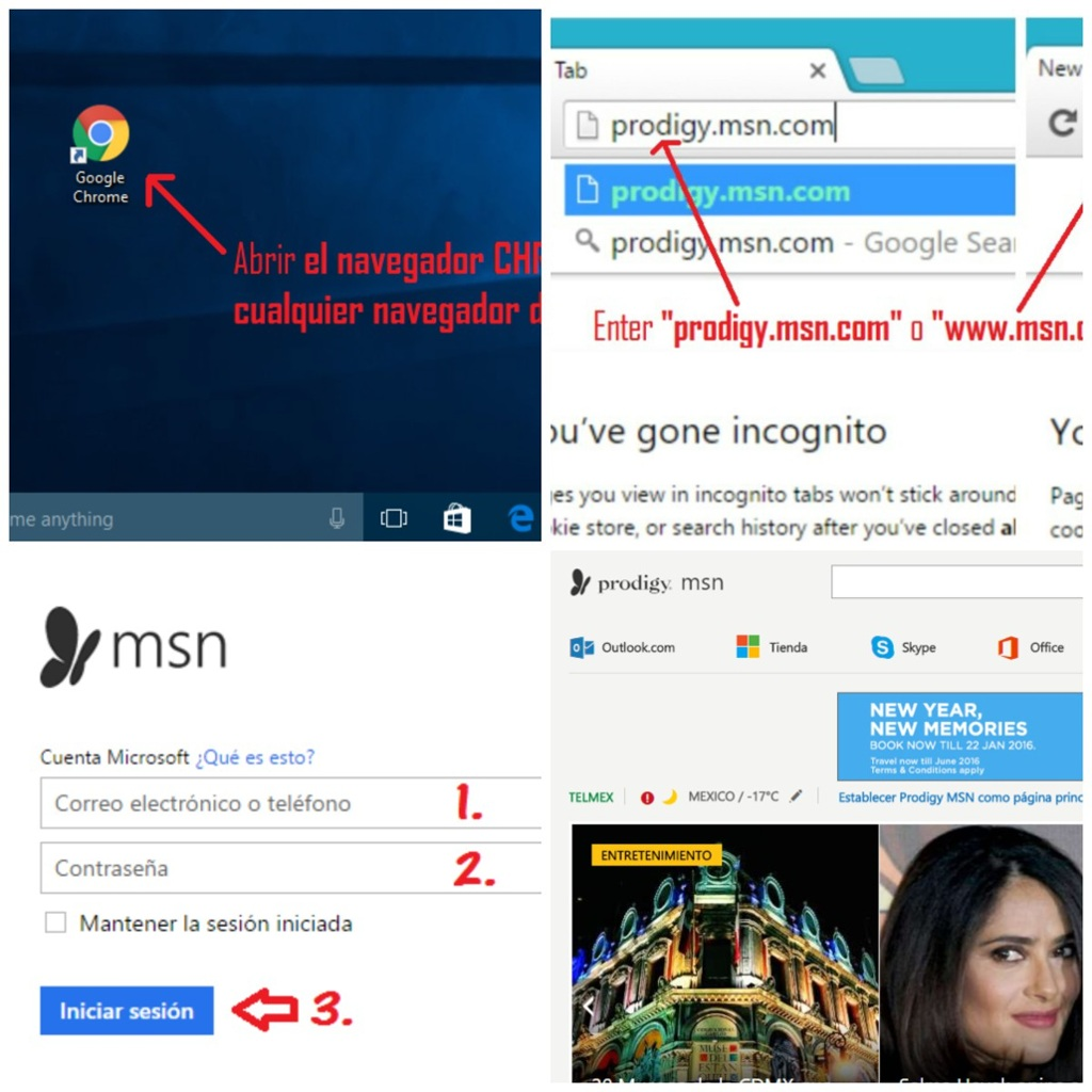MSN Iniciar Sesion - www.msn.com
