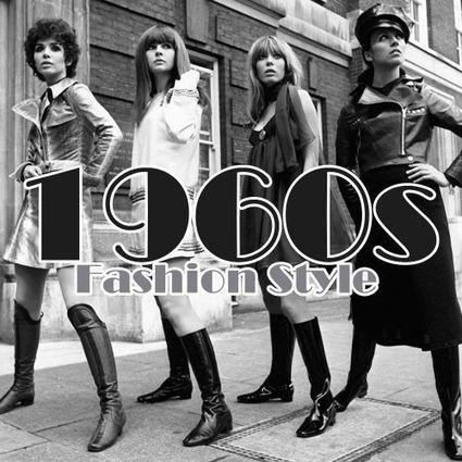 1960s Fashion Mod Fashion Was Innovative Creative Bol Thinglink