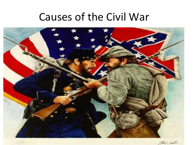 Causes of the Civil War/Sectionalism