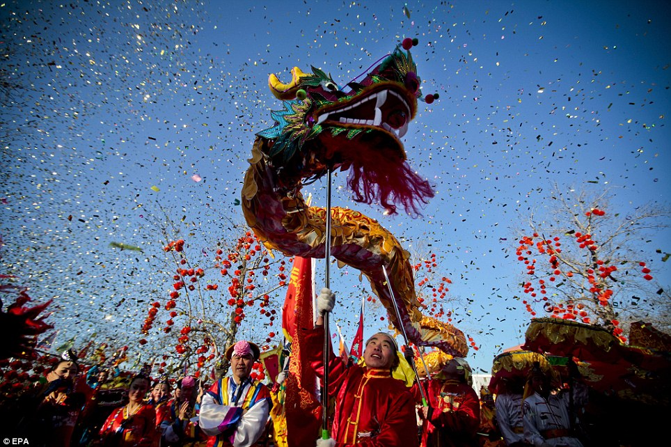 the chinese new year festival - What Is Chinese New Year