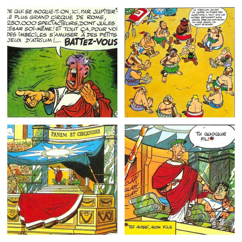 """Résultat de recherche d'images pour """"Astérix gladiateur"""""""