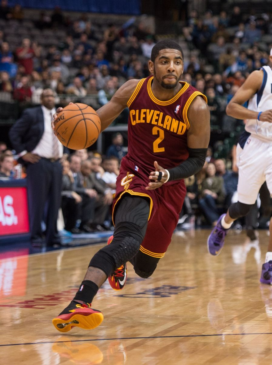 "Remix of ""Kyrie Irving""Kyrie Irving Stats"