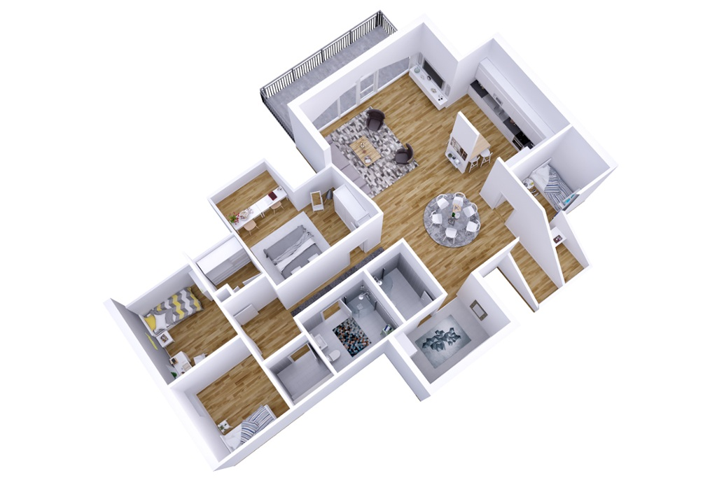 Create interactive floor plan gurus floor for Interactive office floor plan