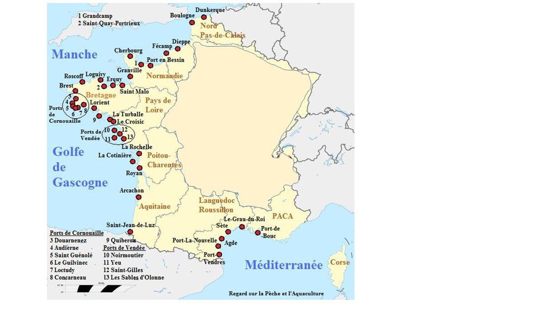 Ports De France