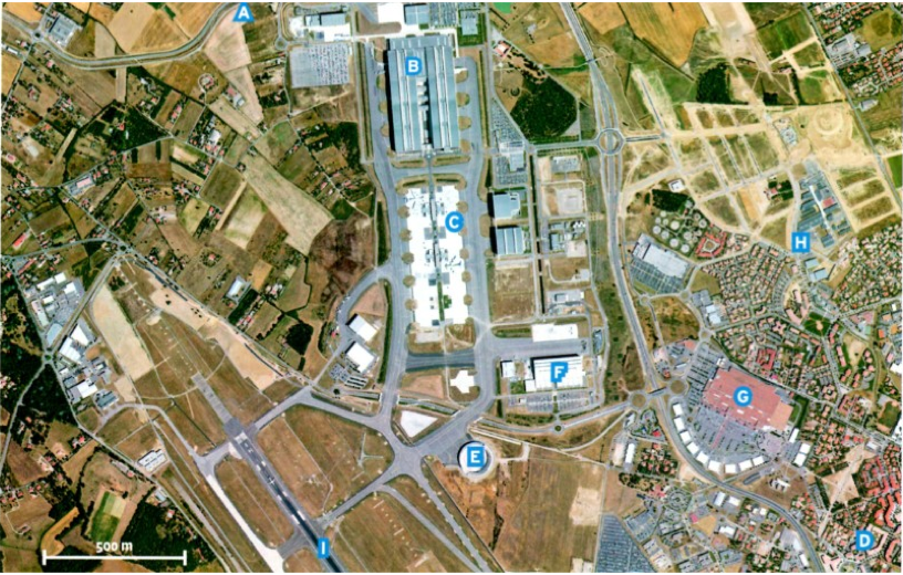 un exemple d u0026 39 espace industriel  l u0026 39 a u00e9ronautique  u00e0 toulouse