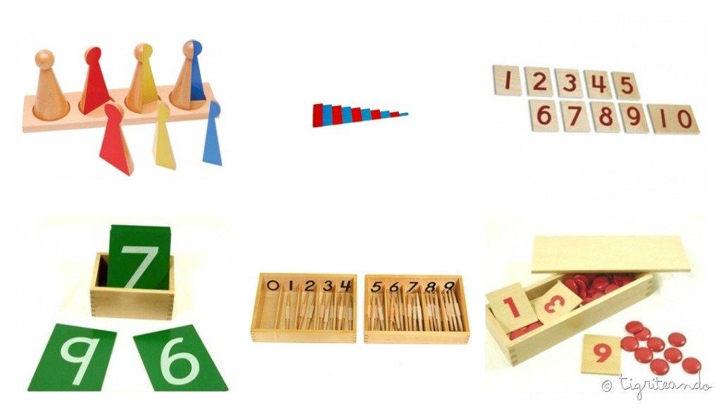 Y Montessori3 6 Actividades Materiales AnosTigriteando PZXOiku